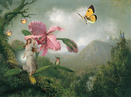 Touch of the Fairy by Yvonne Pfeifer