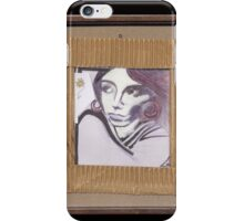 Portrait of Lilith iPhone Case/Skin