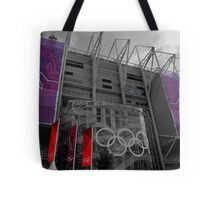 Olympic Toon Tote Bag