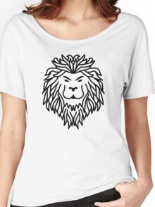 Tribal Lion Women's Relaxed Fit T-Shirt