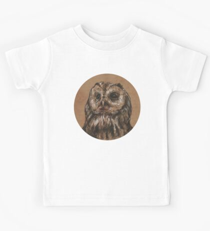 Brown Owl Kids Tee