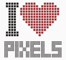 I Love Pixels by no-doubt