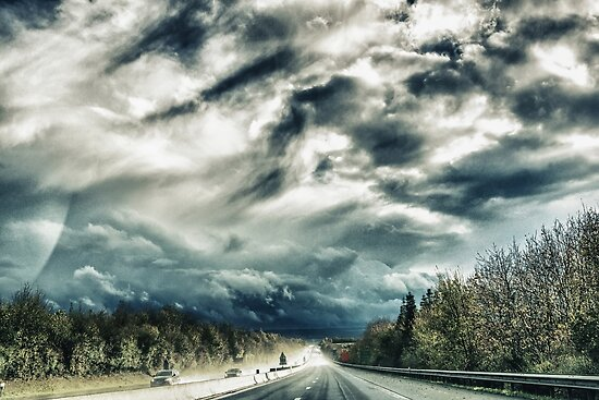 On the Road again by Jean M. Laffitau