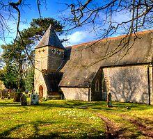 St James Church, Bicknor,Kent by brianfuller75