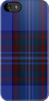 00752 Bank of Scotland 2000 Tartan Fabric Print Iphone Case by Detnecs2013
