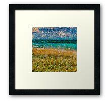 Meditation 88-02 Framed Print