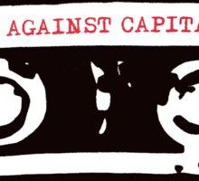 Music, Art & Activism Sticker