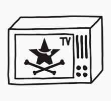 Pirate TV Kids Tee