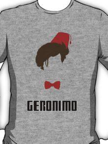 Doctor Who? - Geronimo T-Shirt