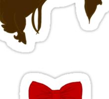 Doctor Who? - Geronimo Sticker