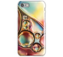 Bright & Bold Bubble Abstract iPhone Case/Skin