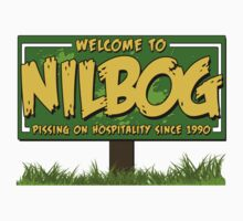 Nilbog! by ABC Tee!