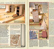 Roman Siege Warfare by wonder-webb