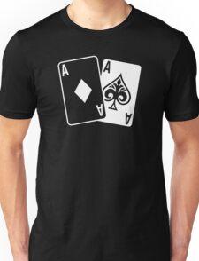 Poker Cards Unisex T-Shirt