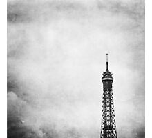 Eiffel Tower, Paris, France Photographic Print