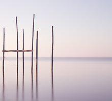 Pastel Posts by Margaret Morrissey