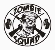 Zombie Squad! by ABC Tee!