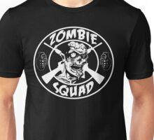 Zombie Squad! (White) Unisex T-Shirt