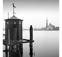 Venetian Hut, Venice, Italy Photographic Print