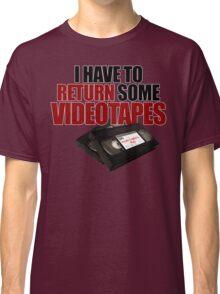 Videotapes! Classic T-Shirt
