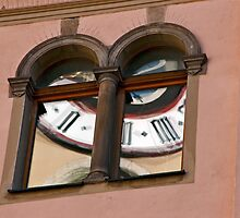 Reflections Of Time by phil decocco