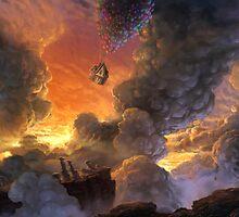 Onward and Upward! by Jude Godin
