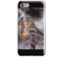Napalm On Windmill iPhone Case/Skin