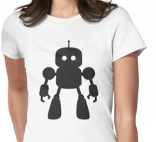 I Robot Womens Fitted T-Shirt