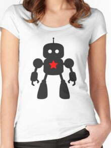 I Robot Women's Fitted Scoop T-Shirt