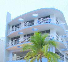 South Beach Hotel by Tom  Reynen