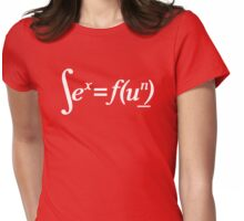 Sex Formula Womens Fitted T-Shirt