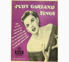 JUDY GARLAND SINGS ~ EARLY 1950'S 45 BOX SET Unisex T-Shirt
