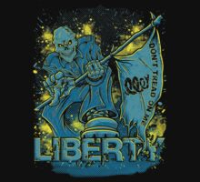 Liberty Or Death Man by SmittyArt