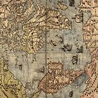 Old World Map by apxq12