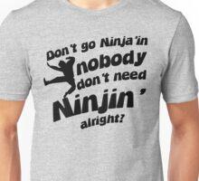 Ninjin'! Unisex T-Shirt
