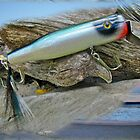AJS Black-Eyed Swimmer Saltwater Fishing Lure by MotherNature