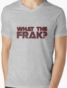 WTF Mens V-Neck T-Shirt