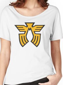 Char Aznable Uniform Rank Women's Relaxed Fit T-Shirt