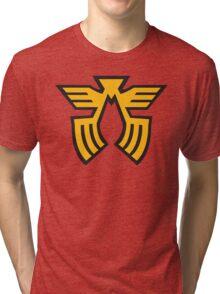 Char Aznable Uniform Rank Tri-blend T-Shirt