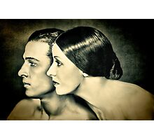 The Latin Lover Photographic Print