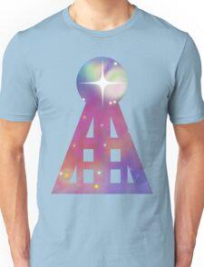 Triangular Nebula Unisex T-Shirt