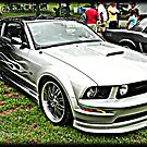 2006 FORD MUSTANG by BLAKSTEEL