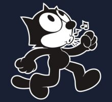 Felix The Cat by thevillain