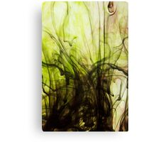 Ink 3 Canvas Print