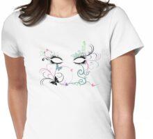 Masquerade Shirt Womens Fitted T-Shirt