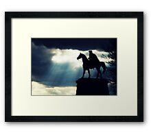 Anthony Wayne Framed Print