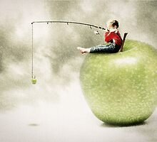 Apple Dream by Taylan Soyturk