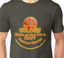 Sleeping Dogs, Golden Koi Noodle Bar Unisex T-Shirt