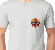 Fallout Nuka Cola red and yellow cap logo Unisex T-Shirt