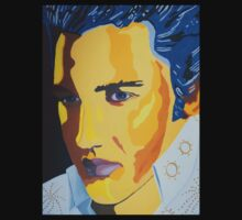 Pop Art Elvis by KellieV1